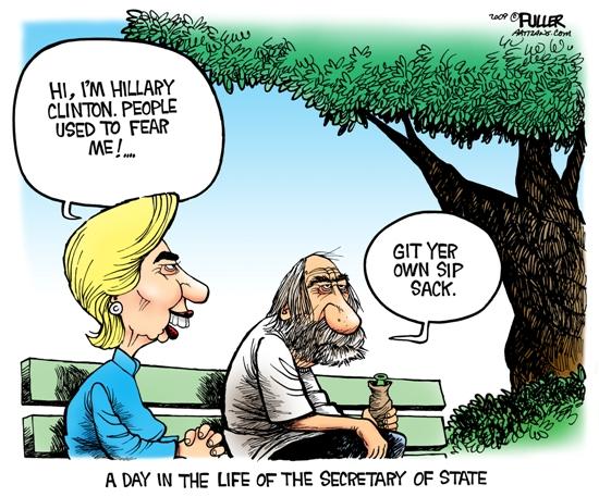 Hillary job